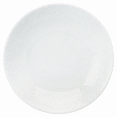 Seychelles white Deep Cereal Plate