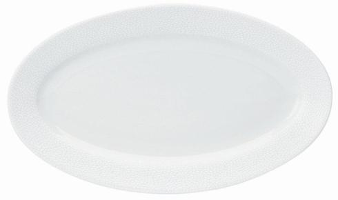 Seychelles white Relish Dish Or Sauce Boat Tray