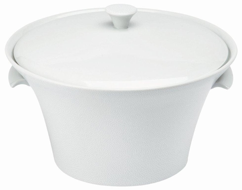 Seychelles white Soup Tureen With Lid