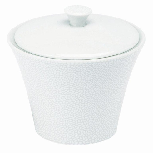 Seychelles white Sugar Bowl