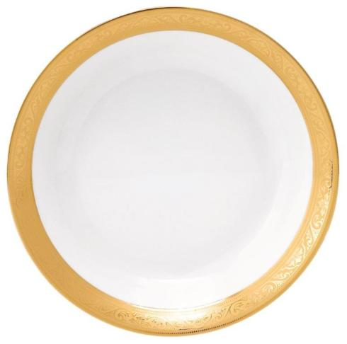 Trianon gold Soup/Cereal Plate