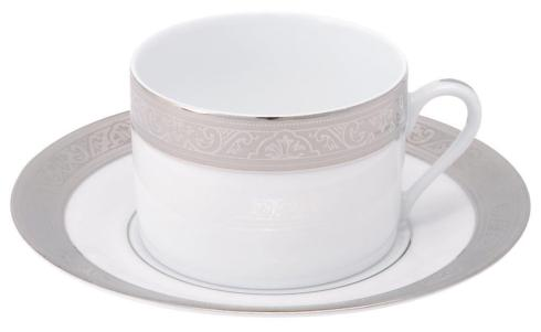 Trianon platinum Tea Saucer