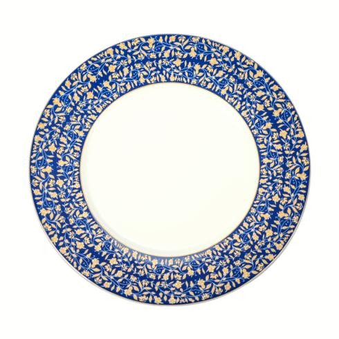Vignes Blue dinner plate