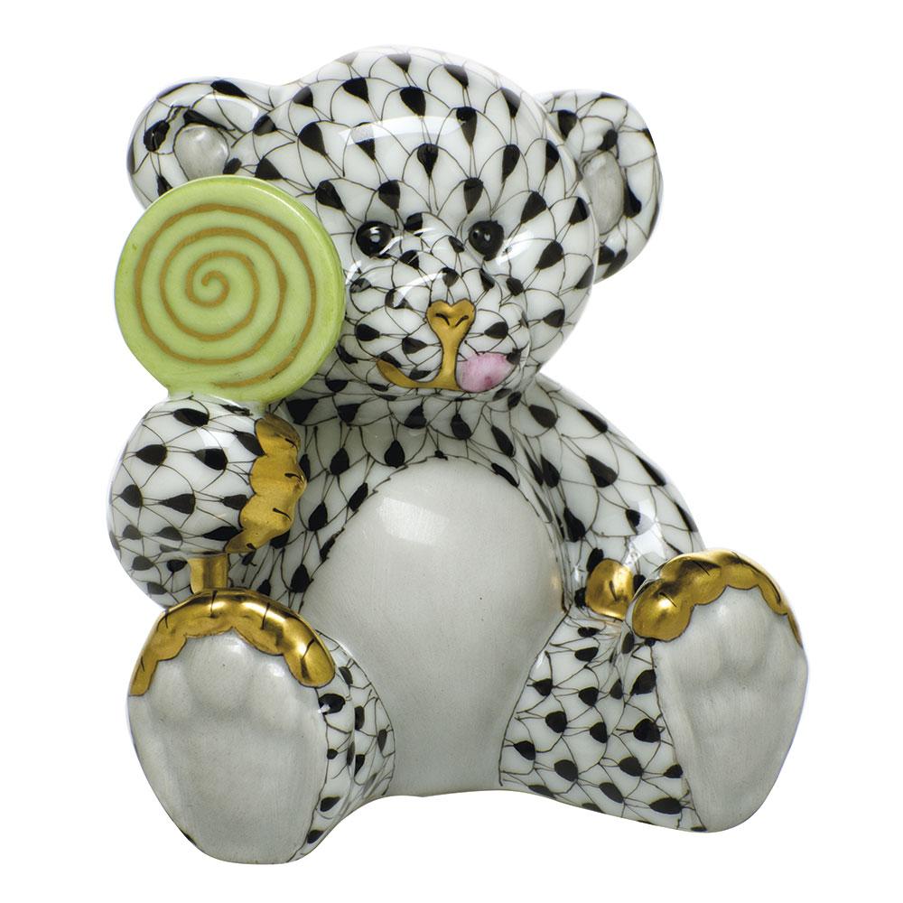 Sweet Tooth Teddy - Black