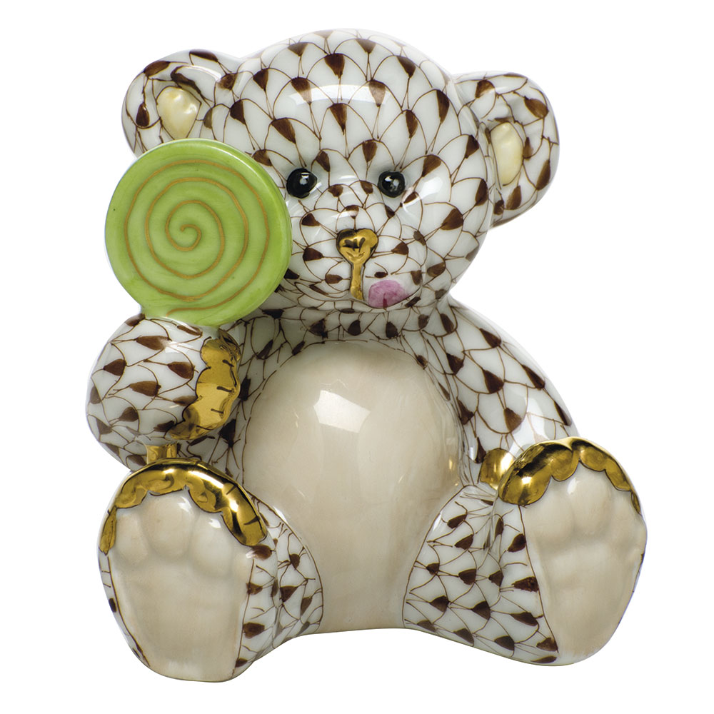 Sweet Tooth Teddy - Chocolate