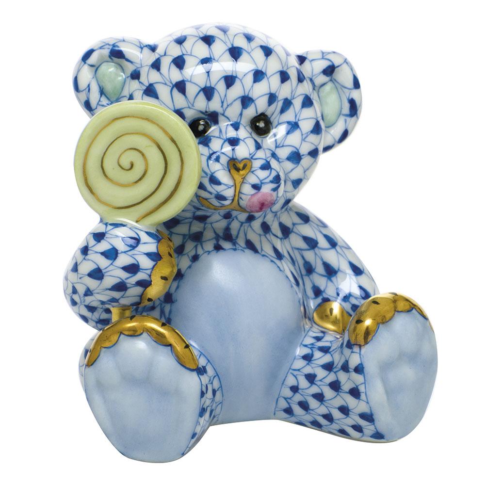 Sweet Tooth Teddy - Sapphire