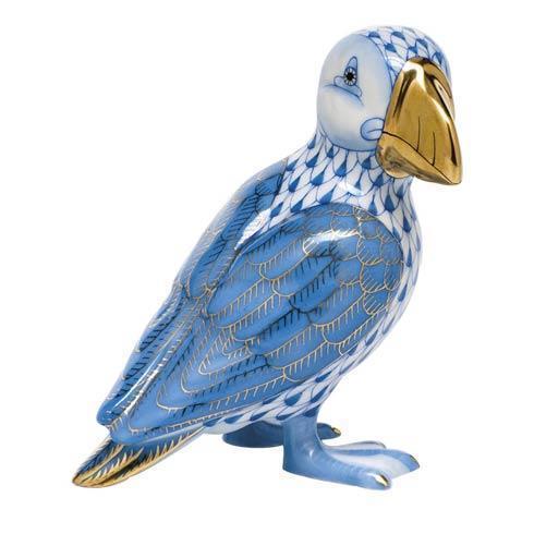 Puffin - Blue