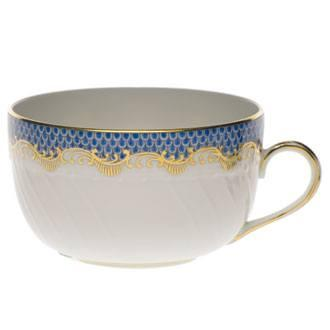 Fish Scale Blue Canton Cup - Blue