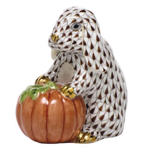 Autumn Bunny - Chocolate