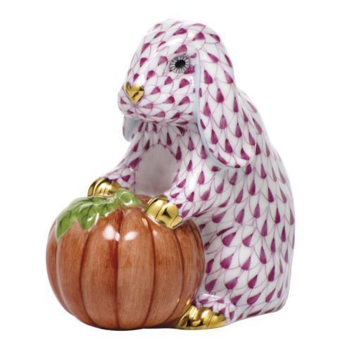 Autumn Bunny - Raspberry