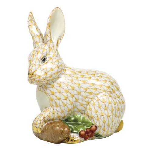 Winter Bunny - Butterscotch