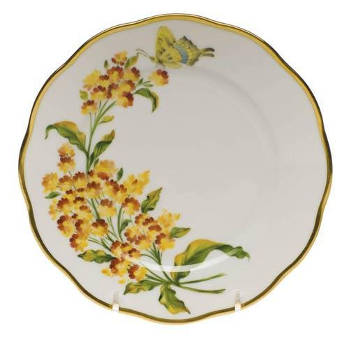 American Wildflowers Butterfly Weed Bread & Butter Plate