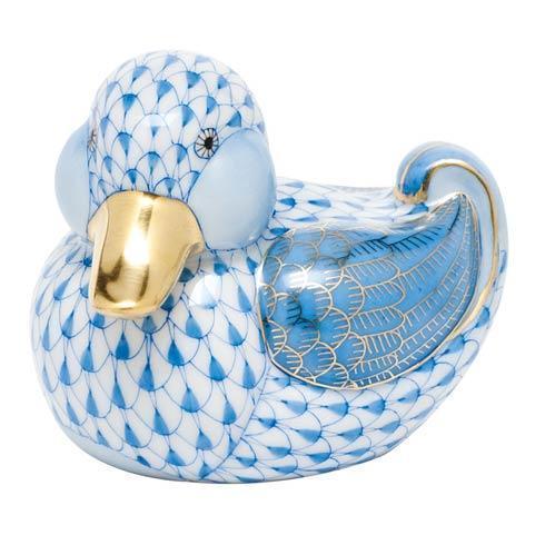 Dapper Ducky - Blue