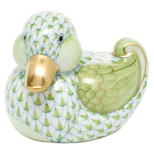 Dapper Ducky - Key Lime