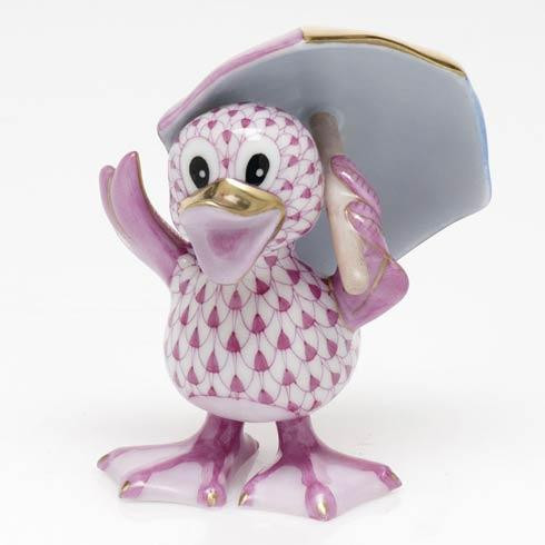Just Ducky - Raspberry