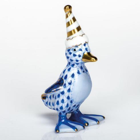 Party Duckling - Sapphire