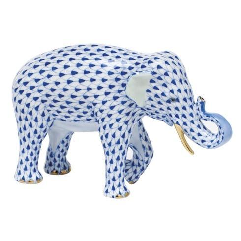 Asian Elephant - Sapphire
