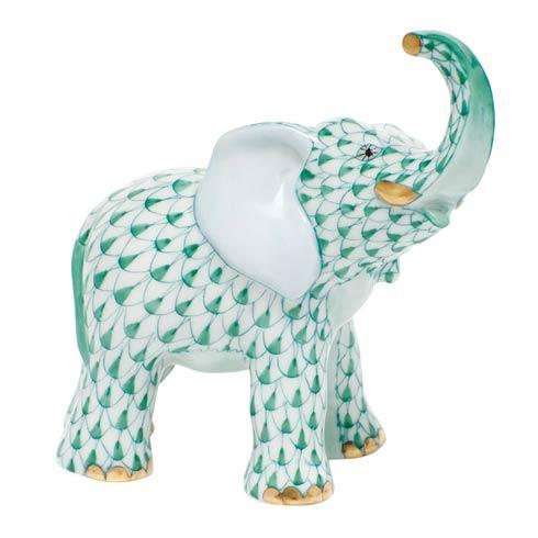 Young Elephant - Green