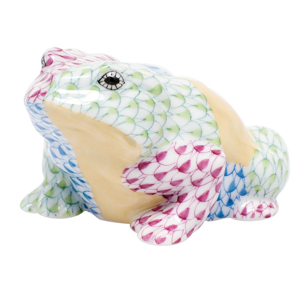 Frog - Multicolor