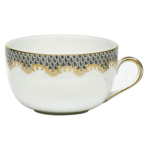 Fish Scale Gray Canton Cup - Gray