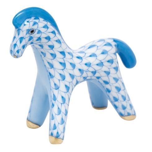 Horsey - Blue
