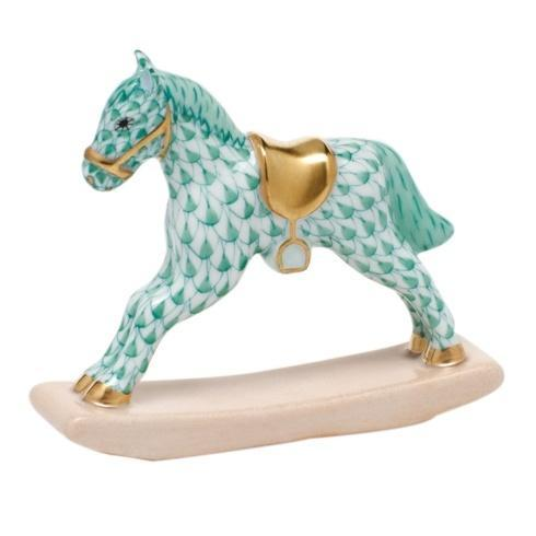 Rocking Horse - Green