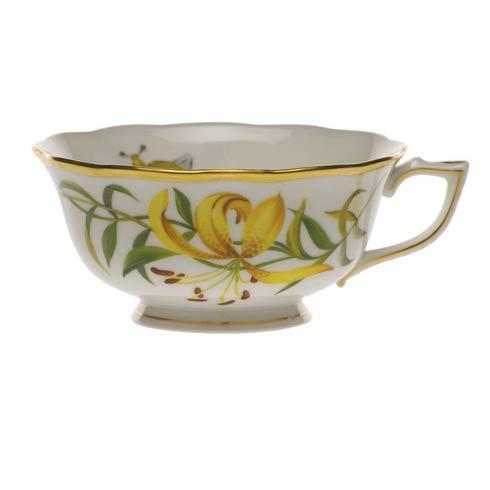 American Wildflowers Meadow Lily Tea Cup