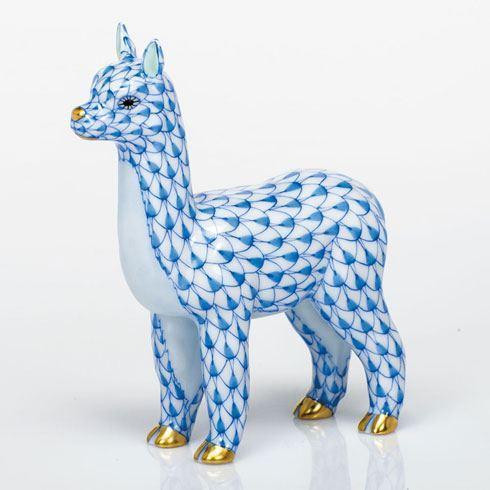 Alpaca - Blue