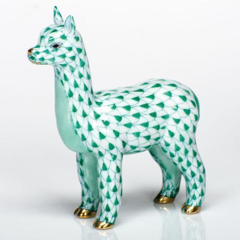 Alpaca - Green
