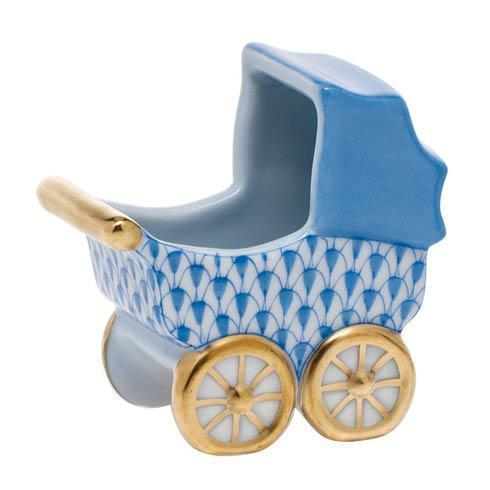 Baby Carriage - Blue
