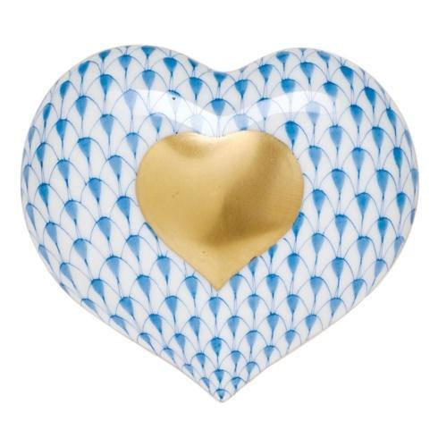 Heart of Gold - Blue