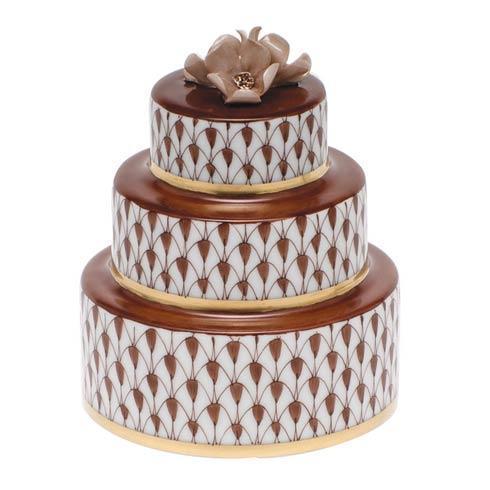 Wedding Cake - Chocolate