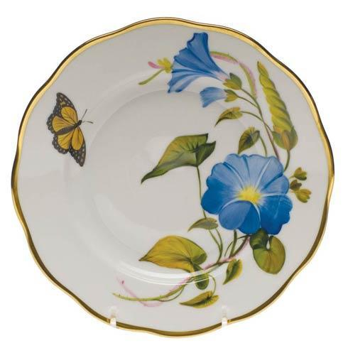 American Wildflowers Morning Glory Salad Plate