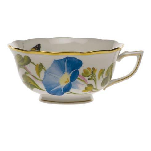 American Wildflowers Morning Glory Tea Cup
