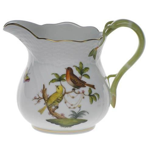 Rothschild Bird Original (no border) Milk Pitcher