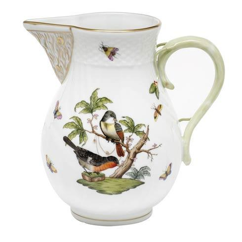 Rothschild Bird Original (no border) Pitcher - Multicolor