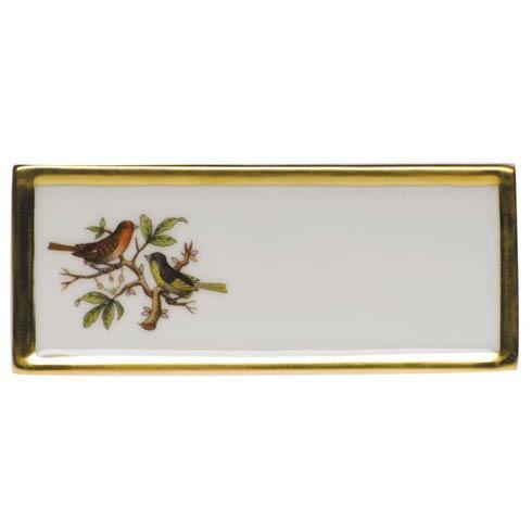 Rothschild Bird Original (no border) Place Card - Motif 03