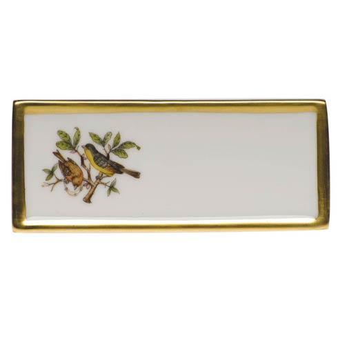 Rothschild Bird Original (no border) Place Card - Motif 07