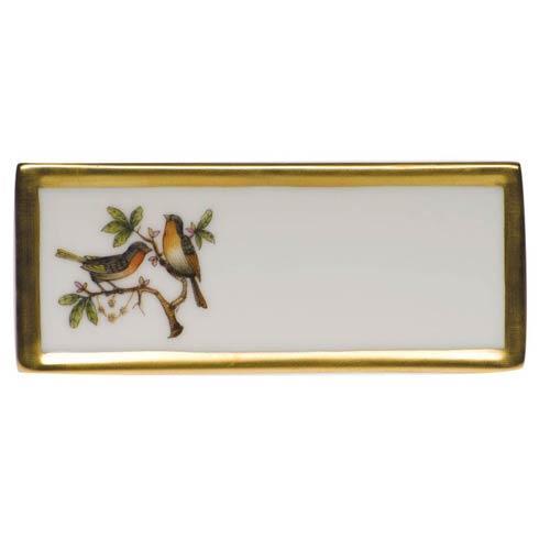 Rothschild Bird Original (no border) Place Card - Motif 08