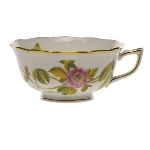 American Wildflowers Passion Flower Tea Cup