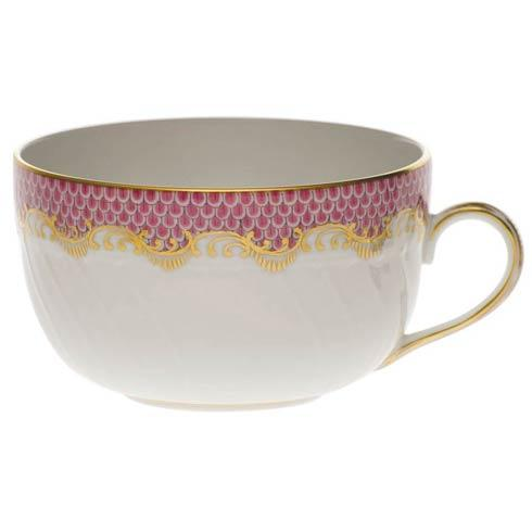 Fish Scale Pink Canton Cup - Pink