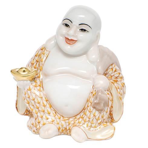 Small Laughing Buddha - Butterscotch