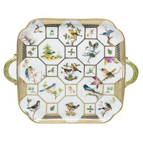 Reserve Collection Birds of Herend Tray