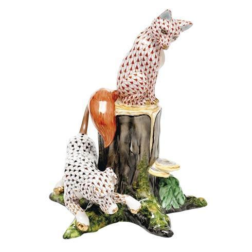 Reserve Collection Fox and Hound - Multicolor