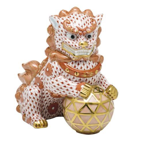 Reserve Collection Guardian Foo Dog Right