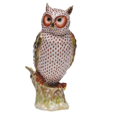Reserve Collection Watchful Owl