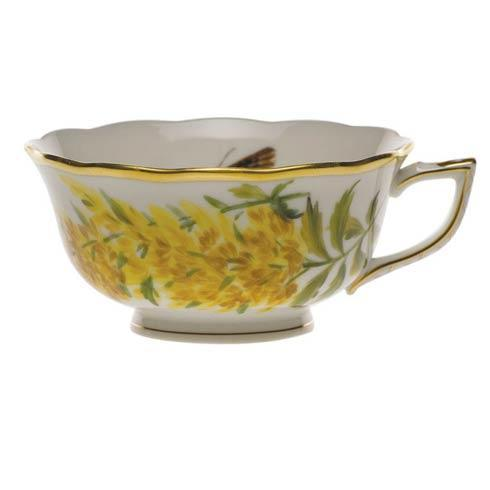 American Wildflowers Tall Goldenrod Tea Cup
