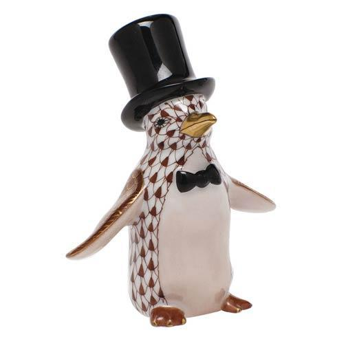 Tuxedo Penguin - Chocolate