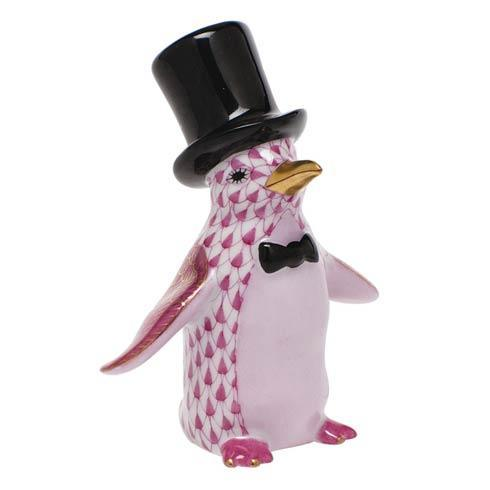 Tuxedo Penguin - Raspberry