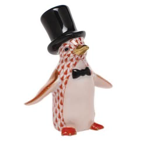 Tuxedo Penguin - Rust